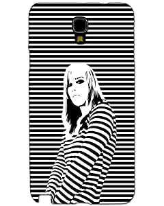 Samsung Galaxy Note 3 Neo Back Cover Designer Hard Case Printed Cover