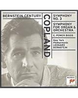 Bernstein Century: Copland - Symphonies Nos. 3 & 1