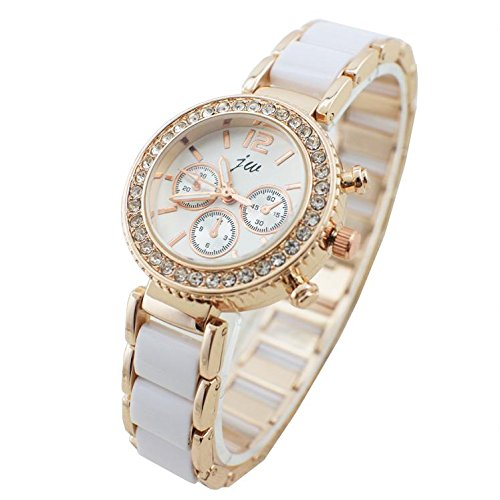 reloj-moda-damas-pulsera-diamante-ceramica-estudiantes