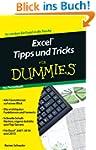 Excel Tipps und Tricks f�r Dummies: D...