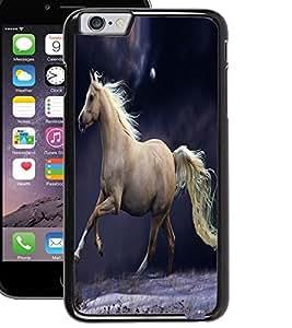 ColourCraft Fabulous Horse Design Back Case Cover for APPLE IPHONE 6