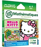 Leapfrog - 83035 - Jeu Educatif Electronique - LeapPad / LeapPad 2 /Leapster Explorer Jeu - Hello Kitty