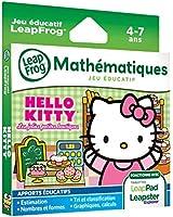 Leapfrog - 83035 - Jeu Educatif Electronique - LeapPad / LeapPad 2 /Leapster Explorer Jeu - Hello Kitty