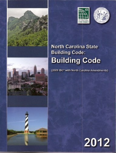 North Carolina State Building Code Building Code 2012 (Nc Building Code 2012 compare prices)