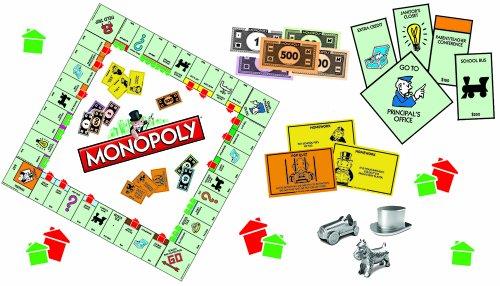 Eureka Monopoly Mini Bulletin Board Set front-906065