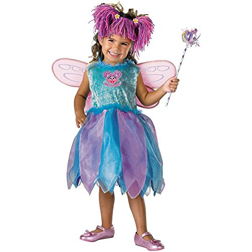 Abby Cadabby Deluxe Kids Costume - 4-6X