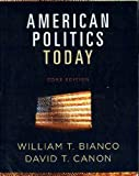 img - for American Politics Today, Core Edition (Book Only) book / textbook / text book