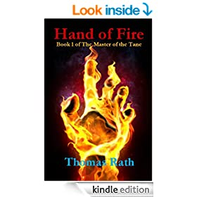 Hand of Fire (The Master of the Tane Book 1)