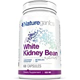 White Kidney Bean Extract By Natureganics 100% Pure Extract Optimized