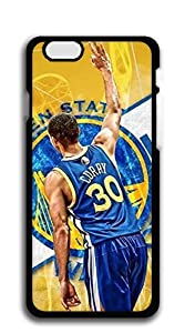iphone 6 case-NBA Stephen Curry hardshell black case for iphone 6 (4.7')