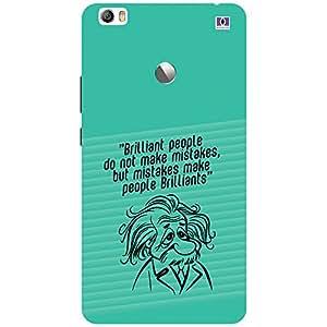 Brilliant People - Mobile Back Case Cover For Xiaomi Mi Max