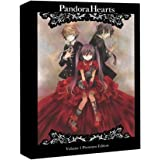 Pandora Hearts Volume 1 Premium Edition (Eps #1-13)
