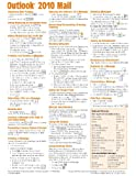 Microsoft Outlook 2010 Mail Quick Reference Guide (Cheat Sheet of Instructions, Tips & Shortcuts - Laminated Card)