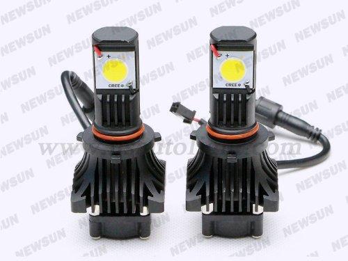 Newsun 12V Cree Cxa1512 Auto Led Headlight Bulb 9005 Hb3 50W 3600Lm Cree Car Light Headlamp Bulb For 9005 Socket Car Truck Headlight