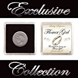 LUCKY SIXPENCE FOR FLOWER GIRL WEDDING THANK YOU GIFT