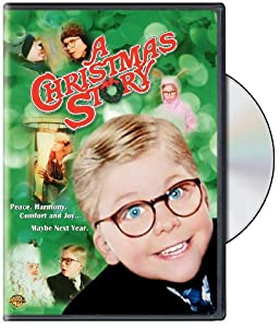 Cover of &quot;A Christmas Story (Full Screen ...