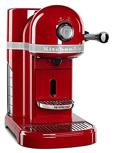 Best Prices! KitchenAid KES0503ER Nespresso, Empire Red