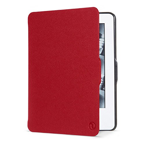 Nupro Slim Fitted Cover For Kindle 7th Generation Red