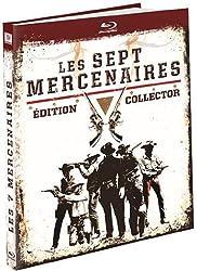 Les Sept mercenaires - Digibook Collector Blu-ray + DVD + Livret [Blu-ray]