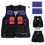 Yosoo Kids Elite Tactical Vest with 2...