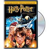 Harry Potter and the Philosopher's Stone / et l'École des sorciers (Bilingual) (Widescreen)