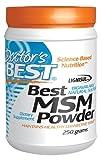 Doctors BEST Best MSM Powder 250 grams