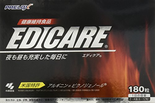 小林製薬 エディケア EDICARE 180粒