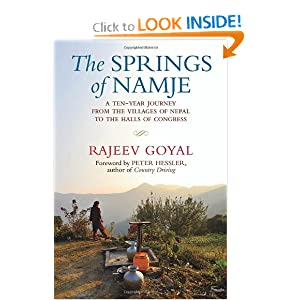 The Springs of Namje: A Ten-Year Journey from the Villages of Nepal to the Halls of Congress book downloads