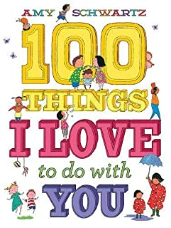 Book Cover: 100 Things I Love to Do with You