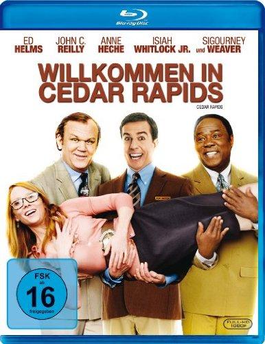 Willkommen in Cedar Rapids [Blu-ray]