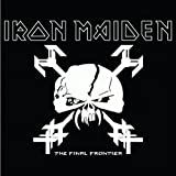Iron Maiden The Final Frontier Music Bumper Sticker 10 x 10 cm