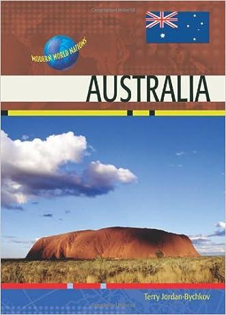 Australia (Modern World Nations (Hardcover))