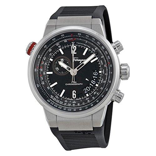 Salvatore Ferragamo Men's FQ2030013 F-80 Stainless Steel Watch image
