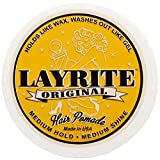 Layrite Deluxe Original Pomade, 4 oz