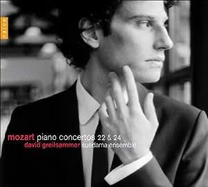 Mozart: Piano Concertos 22 & 24