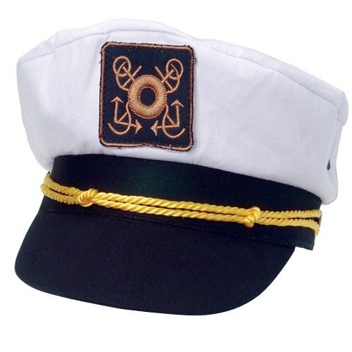 US Toy Yacht Captain Cap - 1