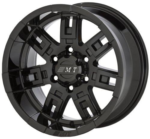 Mickey Thompson Sidebiter Gloss Black - 16 x