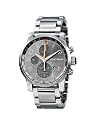 MontBlanc Timewalker Chronograph UTC Automatic Mens Watch 107303