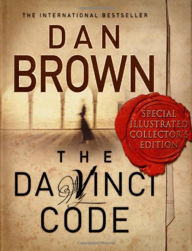 The Da Vinci Code: The Illustrated Edition Image