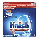 Finish Powerball Tabs Dishwasher Detergent Tablets, Fresh Scent, 60 Count