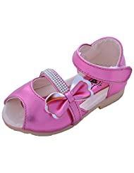 Doink Shoes PU Baby Girls Sandals