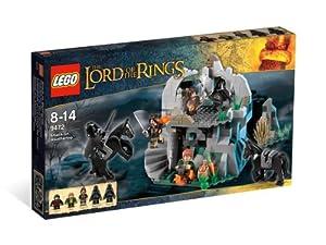 Lego The Lord Of The Ring - 9472 - Jeu de Construction - l'Attaque du Mont Venteux