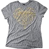 Fly Racing Juniors Glamaflage Tee