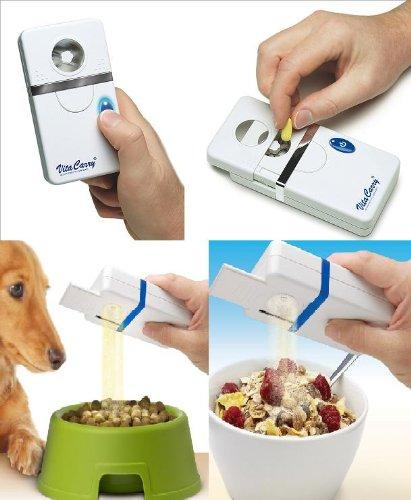 Electric Pill Grinder ~ Splitters vitacarry pill grinder crusher