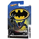Hot Wheels 2012 Batman - Batmobile Affinity #05