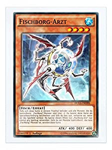 DUEA-DE096 Fishborg-Arzt 1. Auflage + Free Original Gwindi Card-Sleeve