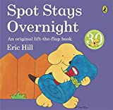 Spot Stays Overnight (0140542892) by Hill, Eric