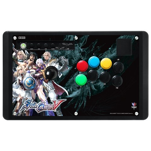Hori Officially Licensed Soul Calibur V Fight Stick EX (Xbox 360)