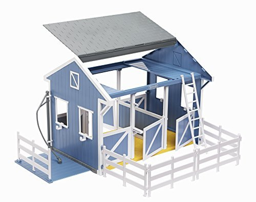 Breyer Classics Country Stable with Wash Stall by Breyer (Breyer Classic Stable compare prices)