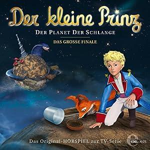 Der Planet der Schlange (Der kleine Prinz 22) Hörspiel